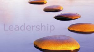 The steppingstones of your leadership...