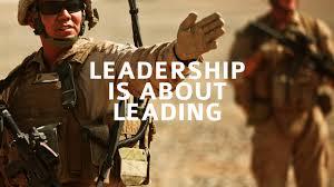 Praktisere lederskap hver dag!