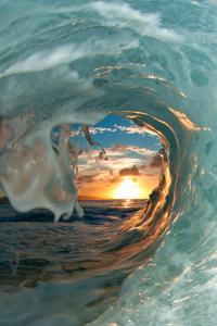 Sol i bølge